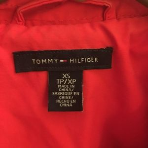 Tommy Hilfiger Collection Trench Coat - Red